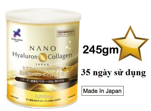 Cách sử dụng nano hyaluron & collagen
