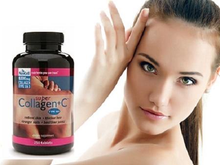 Làm đẹp da hiệu quả mỗi ngày với Super Collagen +C type 1&3