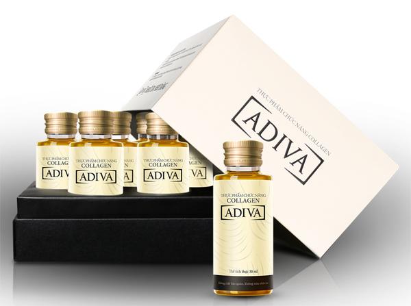Adiva Collagen - Giữ gìn thanh xuân bất chấp thời gian