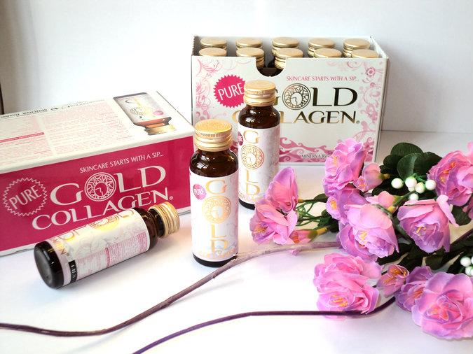Nước uống Pure Gold collagen 3