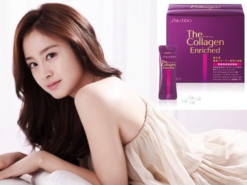 The collagen enriched dạng viên 2