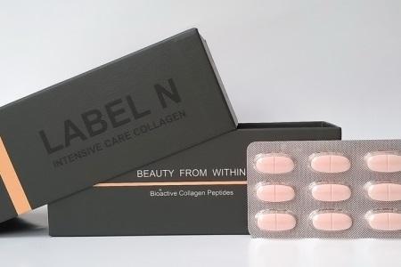 Label N Collagen tại trinamtannhang.vn