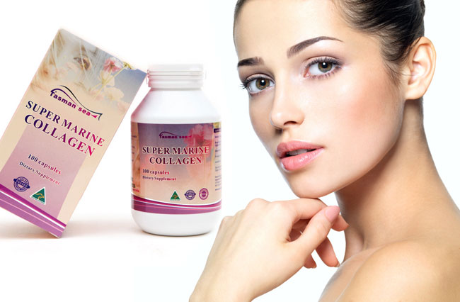 Viên super marine collagen 3