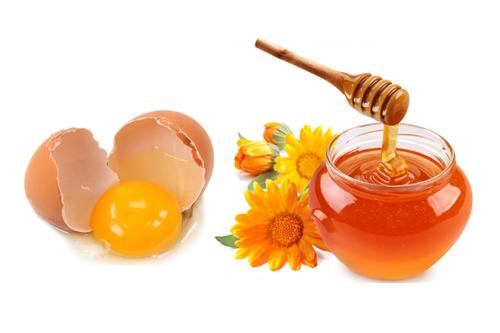 Phương pháp trị nám tàn nhang bằng trứng gà và mật ong