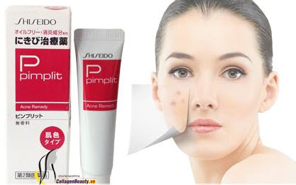kem-tri-mun-shiseido-pimplit-acne-cua-nhat-ban
