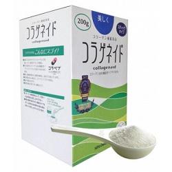 Công dụng bột collagen aid Nhật Bản hộp 200g – dưỡng da chống lão hóa