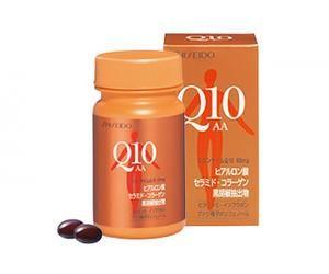Shiseido Q10 - Sản phẩm làm đẹp da của Nhật
