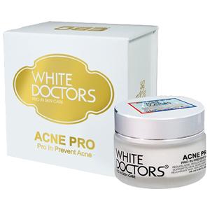 White doctors Acne Pro - Kem trị mụn và sẹo thâm do mụn